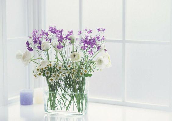 centro flores ambientadores naturales